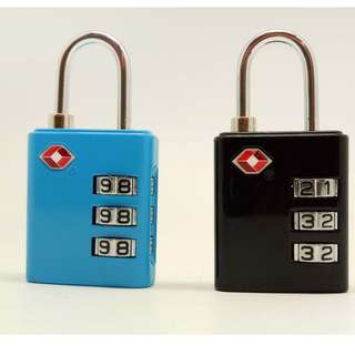 Cross Symbol Combination Safe Code Number Lock Padlock (No2)