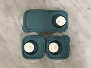 Limited Edition Tupperware Bento Set
