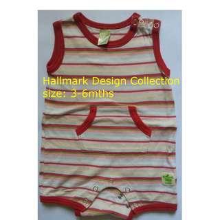 Hallmark baby romper