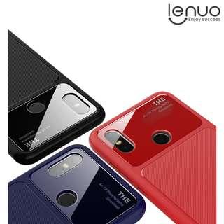 小米8 Xiaomi 8 LENUO 樂爵 保護軟套 手機軟殼Case 0647A