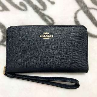 💙Coach wallet 💙(with gift receipt)