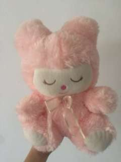 boneka pink