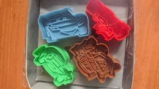 Cookie Cutters (take all)