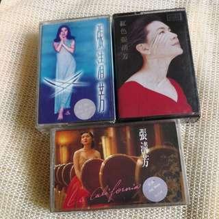 3 cassette 张清芳