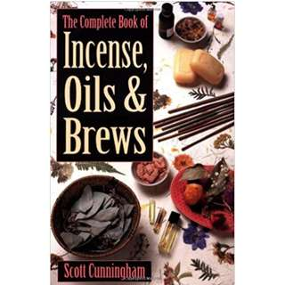 The Complete Book of Incense, Oils and Brews (Llewellyn's Practical Magick) (138 Page Mega eBook)