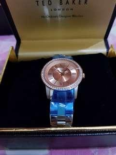Jam tangan ted baker (ted baker watch) rosegold