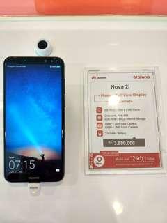 Huawei Nova 2i 4 Camera Promo Free 1X Angsuran Tanpa CC