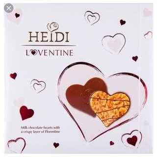 🚚 零食出清-HEIDI巧克力