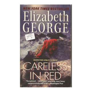 Elizabeth George - Careless In Red