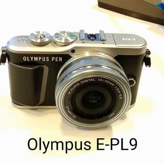 DP 0% Olympus E-PL9 Kredit Tanpa Kartu Kredit