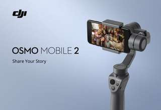 (Pre Order)DJI OSMO MOBILE 2