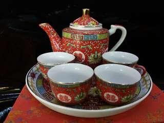 Wedding Teapot Set