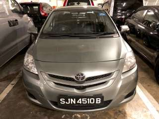 Car Rental - Toyota Vios 1.5A $310