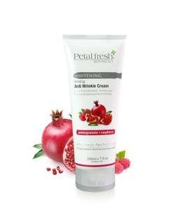 Anti-Wrinkle Whitening Cream by Petal Fresh