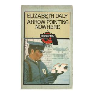 Elizabeth Daly - Arrow Pointing Nowhere