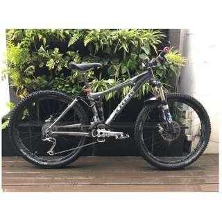 Mountain bike Trek Top Fuel 9
