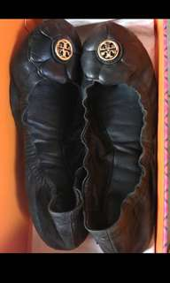Tory burch flatshoes size 7 M ori