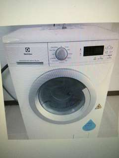 Washer dryer EWW12746