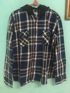Jacket hoodie seventeen seven