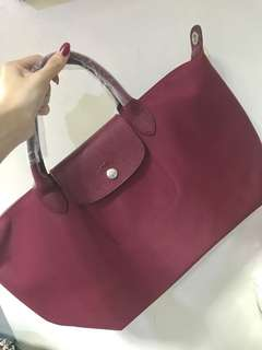 Authentic Longchamp NEO Short Handle Strap