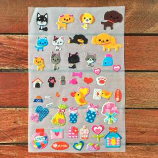 Puff Stickers (random)
