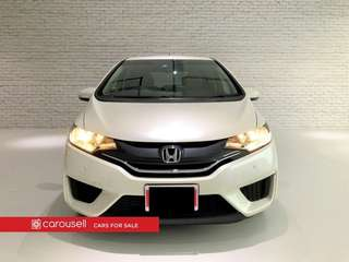HONDA FIT 1.3G F PACKAGE A