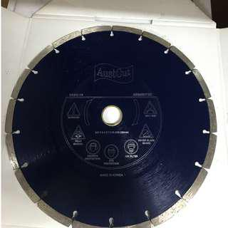 AUSTCUT Diamond Saw Blade For General Purpose ( 10 inch ) ( 100% Made in Korea )