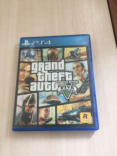 PS4 GTA V