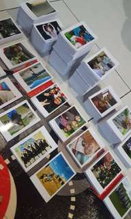 Polaroid service printing