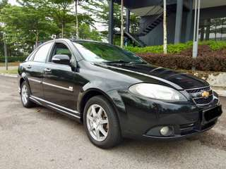CHEVROLET OPTRA 1.6 FULL BODYKIT 2009