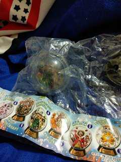 航海王水晶球扭蛋
