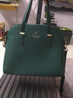 Kate Spade Cedar Street Maisie Emerald Green #Fashion75