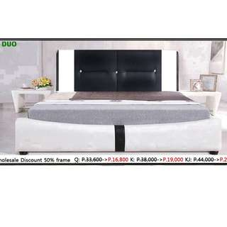 duo bed frame only