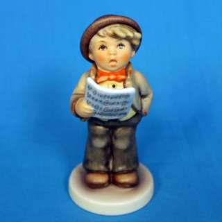 "Goebel Hummel Figurine ""Hitting the High Note"" #846 TMK 8"
