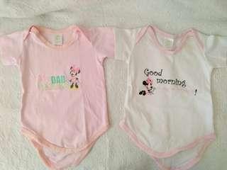 Newborn bodysuit 0-3 mos.