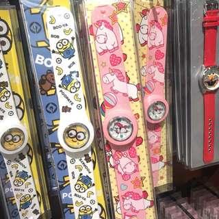Minion 日本連線團✨✨ USJ 新款Bob Unicorn手錶