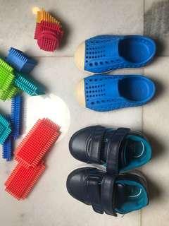 Adidas Eco Ortholite & Native Shoes Size UK 5K