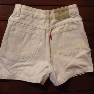 High Waisted Shorts 3 - Preloved