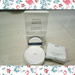 MISSHA Magic Cushion SPF 50++ (free reffil & puff) #23