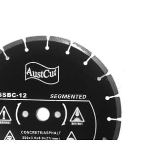 AUSTCUT Diamond Saw Blade For General Purpose ( 12 inch ) ( 100% Made in Korea )