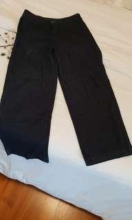 MUJI Straight Cut Jeans