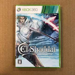 XBOX 360 EL SHADDAI:ASCENSION OF THE METATRON-JP     XBOX 360 幻境神界大天使的崛起-日版
