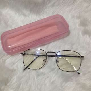Anti Radiation Specs Replaceable Lens Sunnies