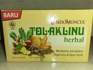 Tola Linu Herbal Sidomuncul