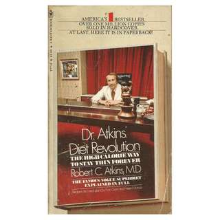 Dr. Robert Atkins - Dr. Atkins' Diet Revolution
