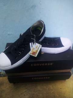 All star white black CK