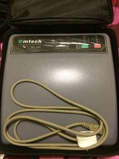 EMTECH PZ100D Wellness Technology (Price Negotiable)