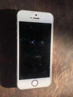 IPhone 5S GOLD (MYSET)