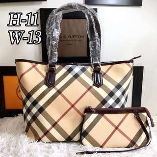 Burberry Authentic Bag Complete Inclusions