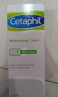 Cetaphil moisturizing cream 50gr